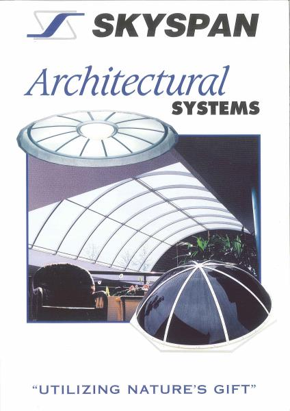 Skyspan Barrel Vaults Architectural Systems