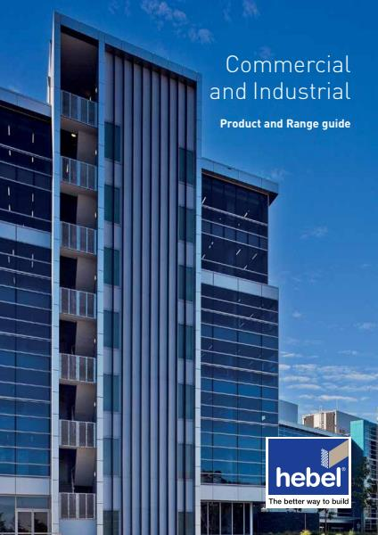 Hebel Commercial and Industrial Product Range Guide
