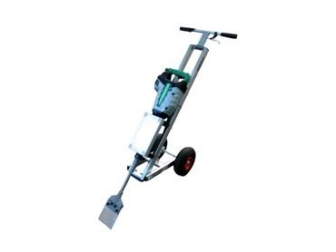 Jackhammer Trolley For Hire Architecture Amp Design