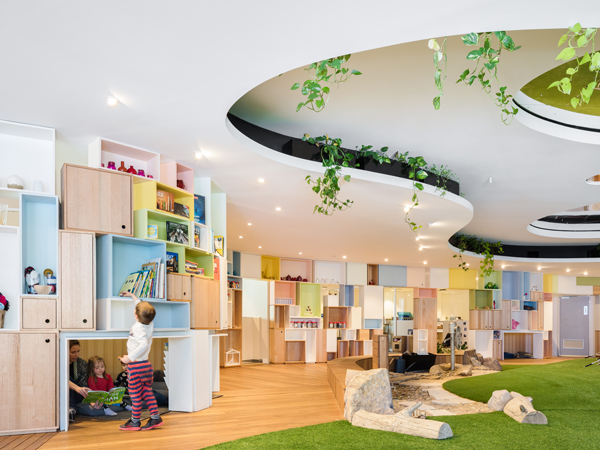 Specifying Internal Walls For Childcare Centres