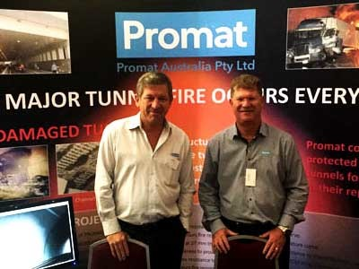 Promat Australia sponsored the conference