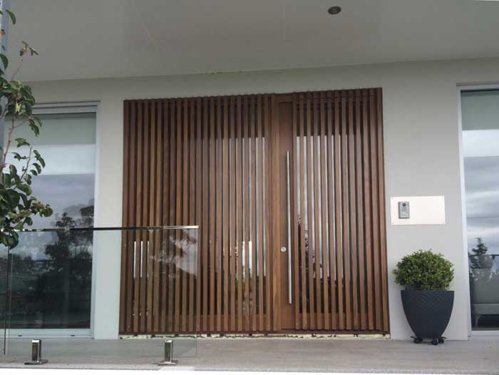 Paarhammer Entrance Door