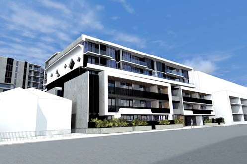 Beautiful Apartment Building Architecture Community New S On