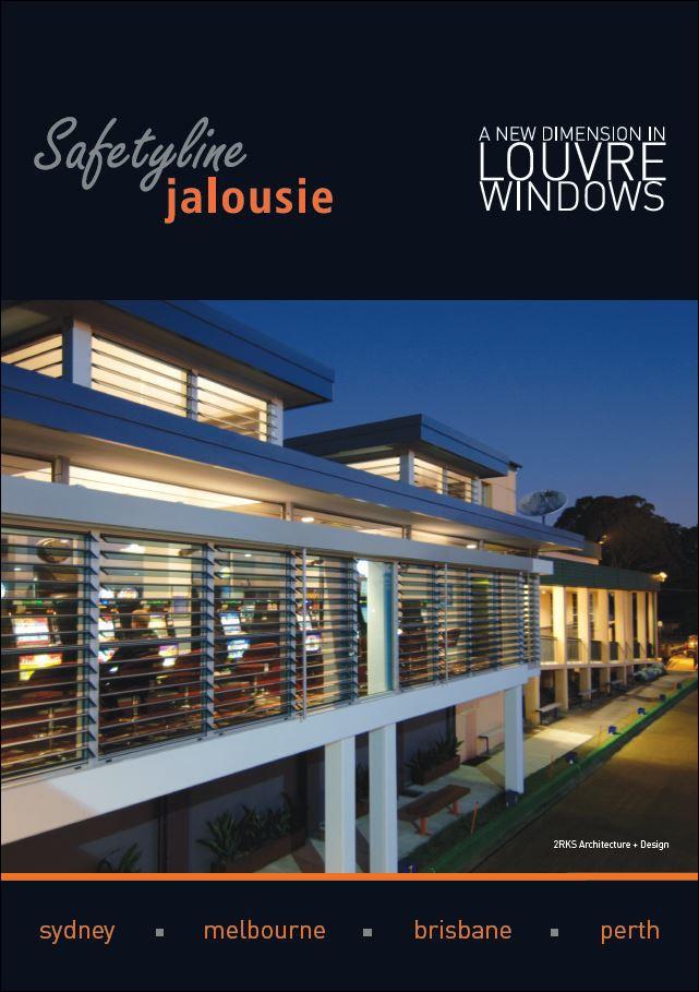 safetyline jalousie design manual architecture and design. Black Bedroom Furniture Sets. Home Design Ideas
