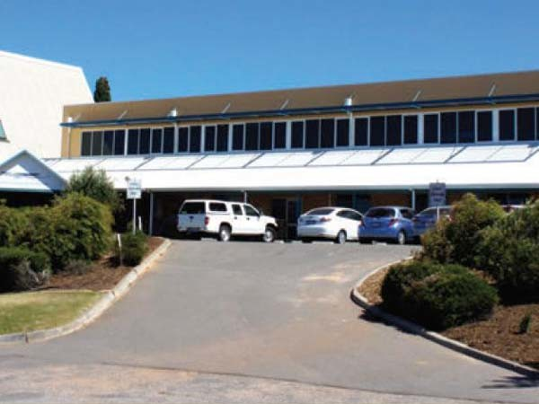 Western Australia Centre of Rural Health's EdSim facility