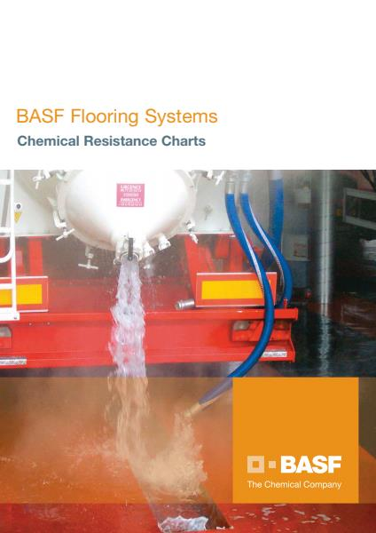 BASF Flooring Systems Chemical Resistance Charts