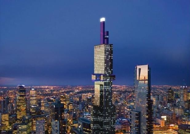 Melbournes Tallest Tower Approved Architecture And Design