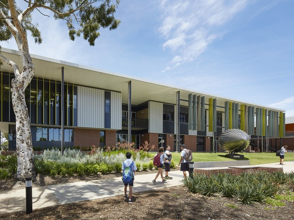 Education Design Comes Out On Top At 2017 Wa Architecture