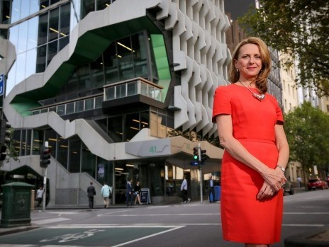 Australian Institute of Architects CEO Jennifer Cunich says change must come from the top.Wayne Taylor / AFR