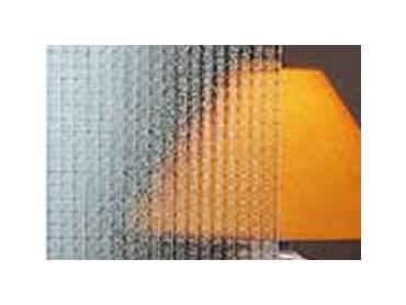 Viridian Architectural Glass - DécorPattern™ Wire Squarelite