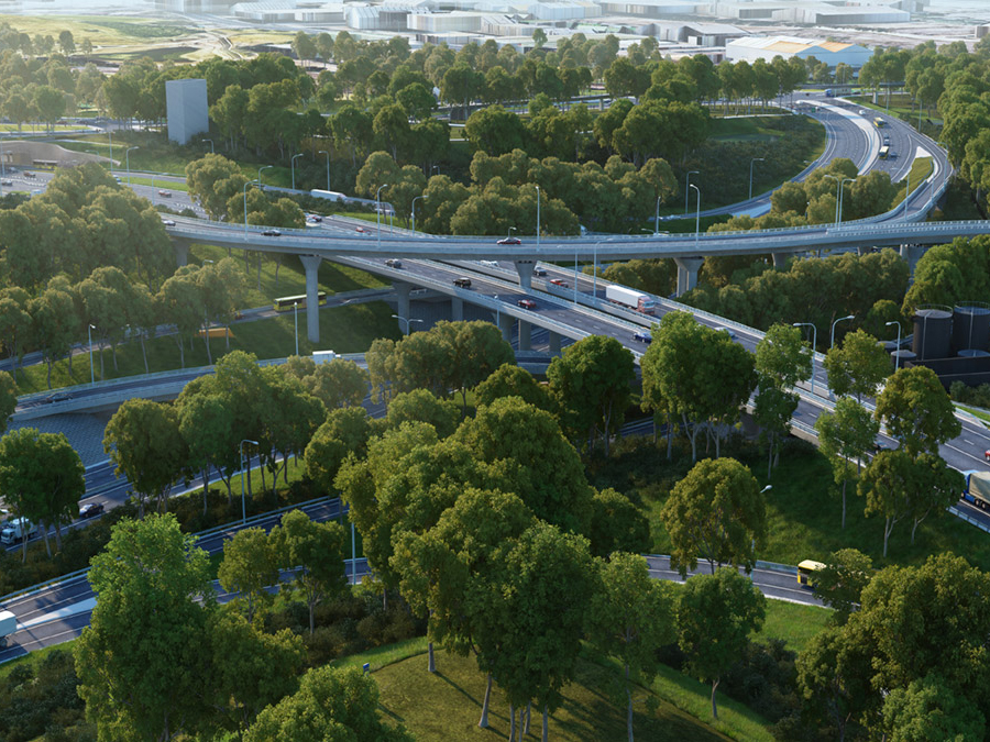 Arcadis has announced that Sydney Motorway Corporation had appointed it as the sole Independent Certifier to the WestConnex M4-M5 Link 3A, Mainline Tunnel Works Project. Image: www.infrastructurepipeline.org