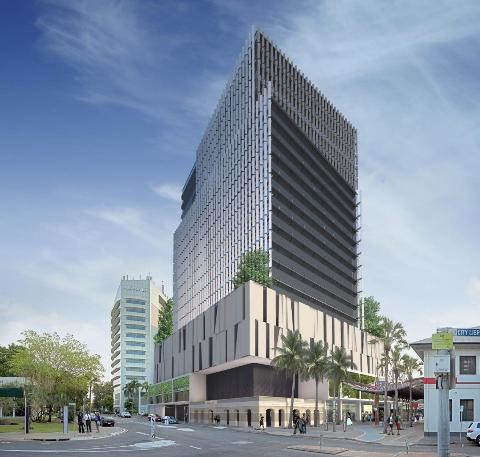 Nt Pearling Company To Build Darwin S Tallest Tower