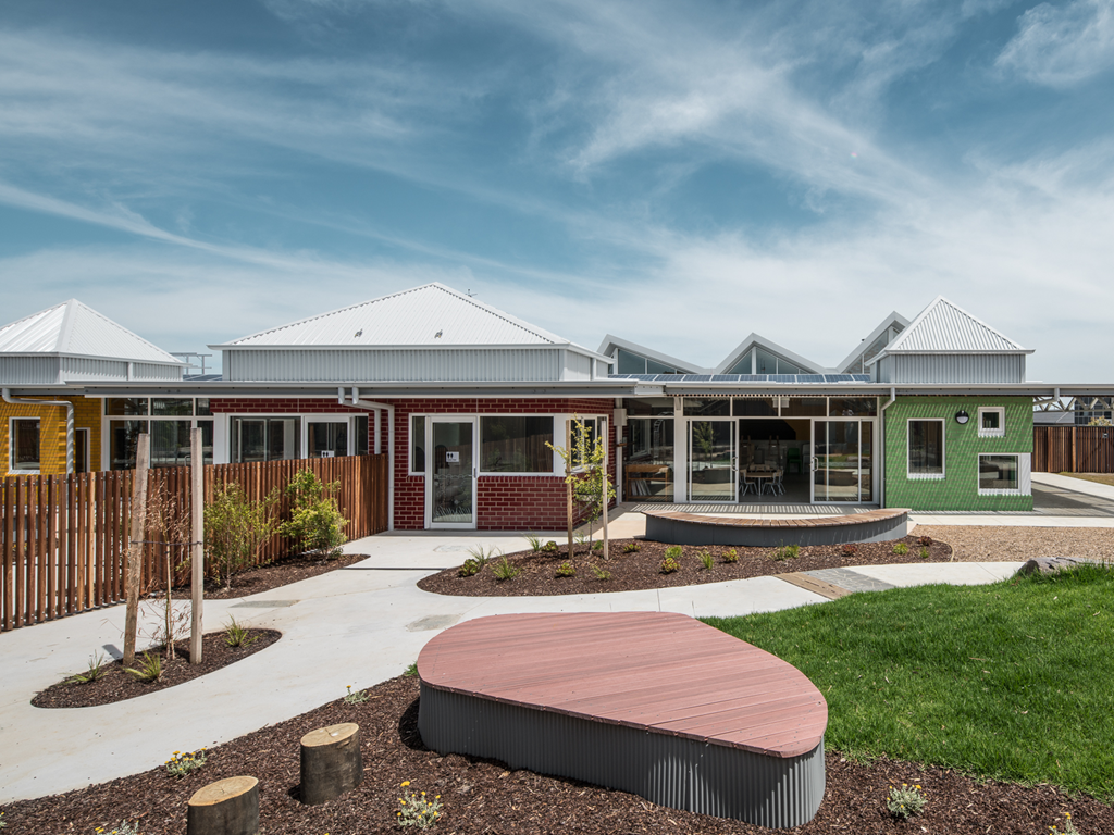 Fit For Purpose Community Childcare Centre Inspired By