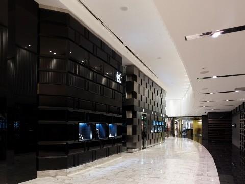 Flagship Store Facade