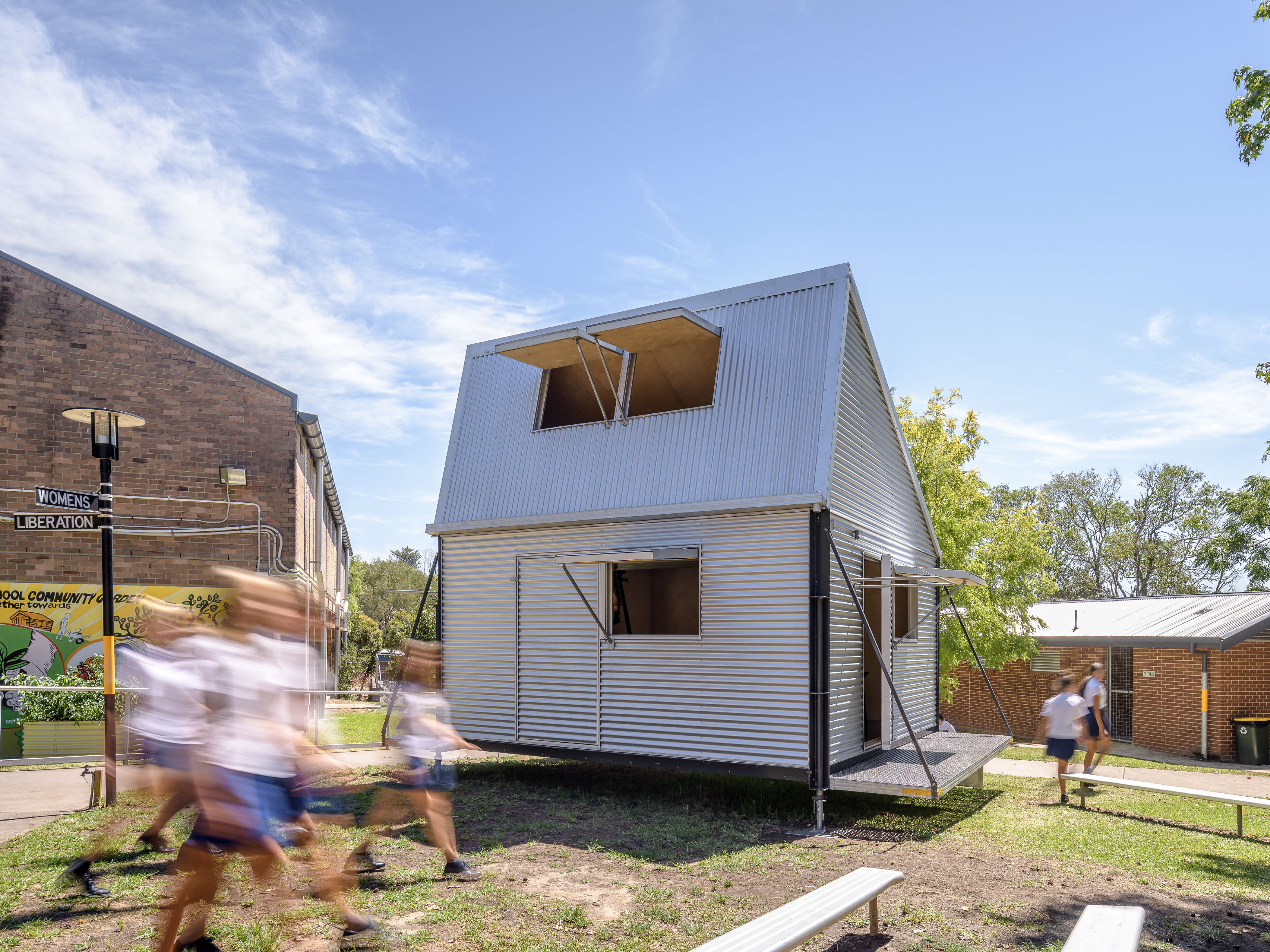 2018 Sustainability Awards finalist: Sustainable House
