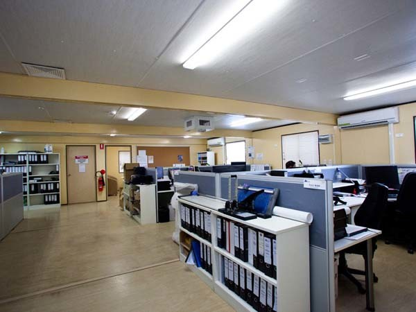 Ausco Modular Delivers Temporary Offices For Construction