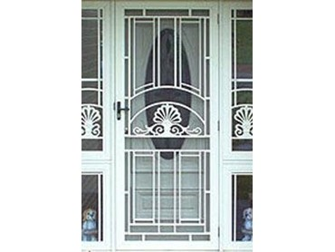Colonial Safety Screen Security Doors Available From