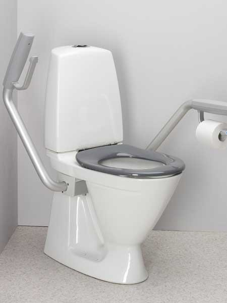 Enware's CARE600 toilet