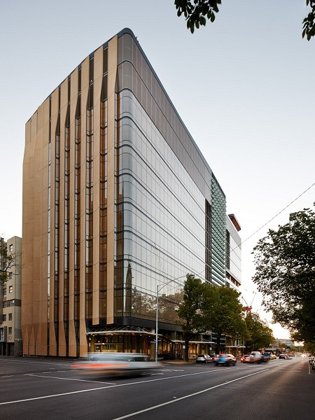 Peter Doherty Institute - Melbourne, Australia