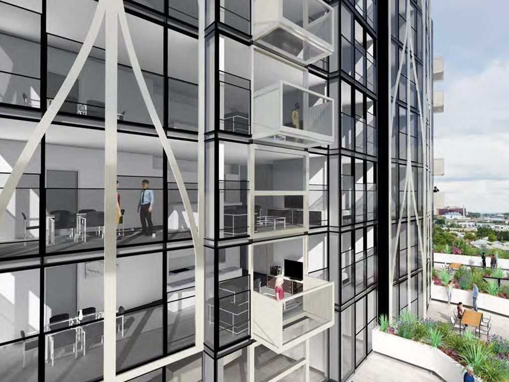 Australian First Window Meets Balcony System To Be Used