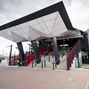 Five Victorian Train Stations Gain Green Star Certification Architecture Amp Design