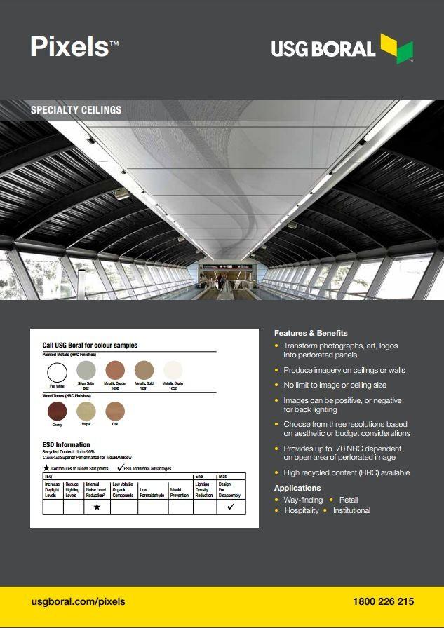 Usg Boral Architecture Amp Design