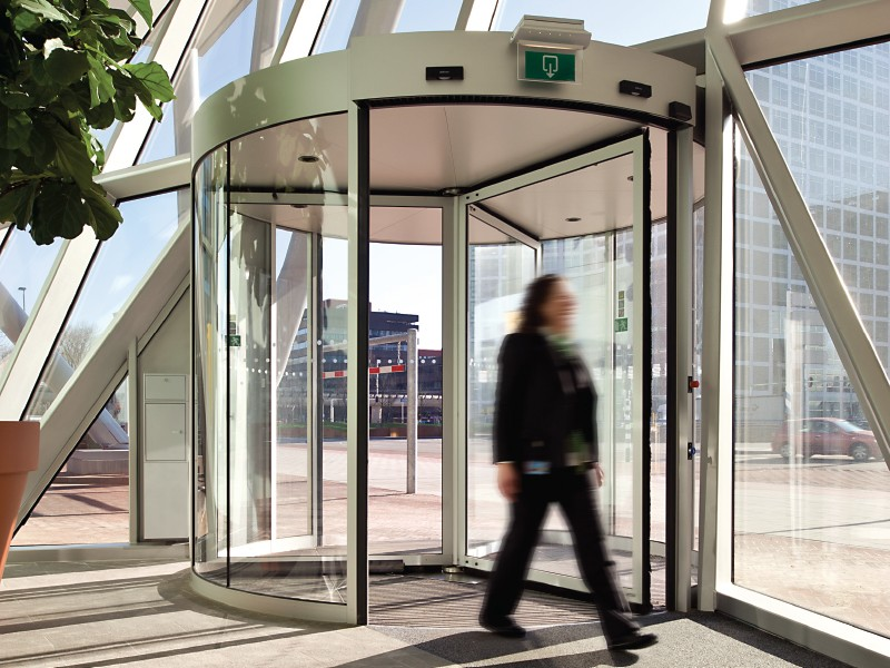 Tourniket Automatic Door from Boon Edam