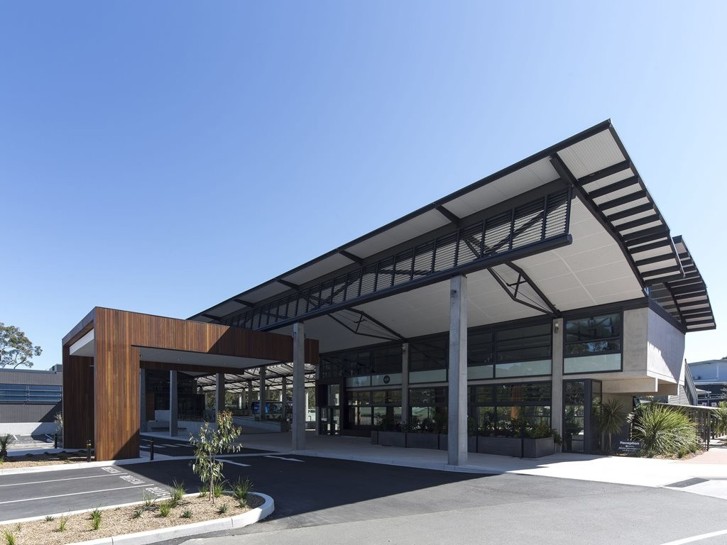 Northern Beaches Christian School by WMK Architecture