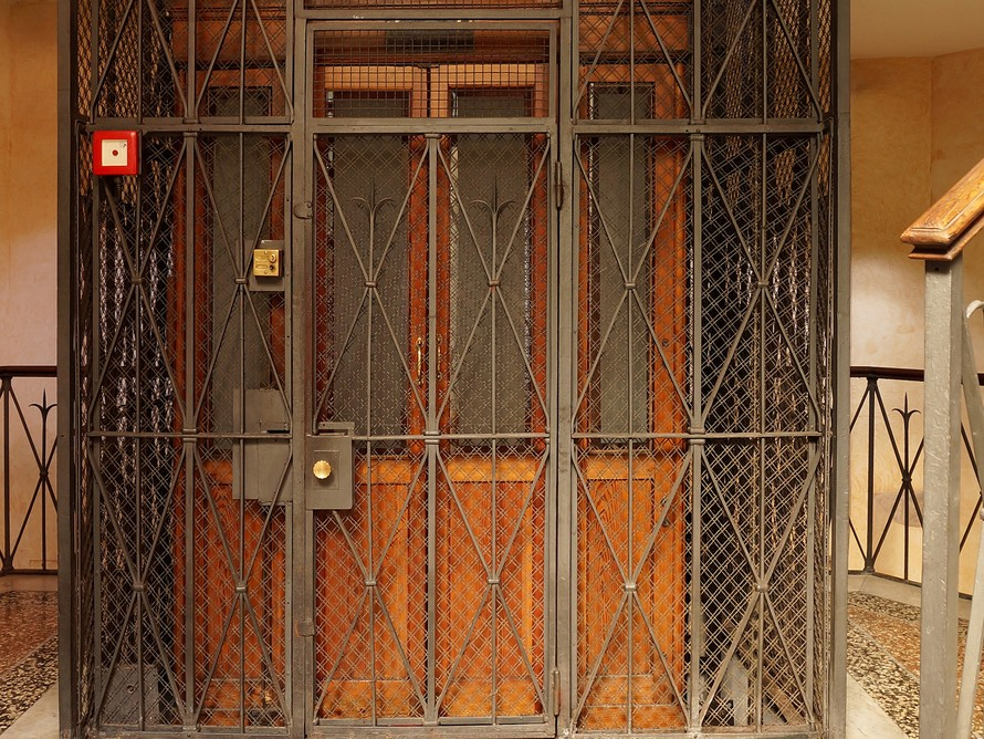 Can technology free elevators from their up-down cages? Image: Shutterstock