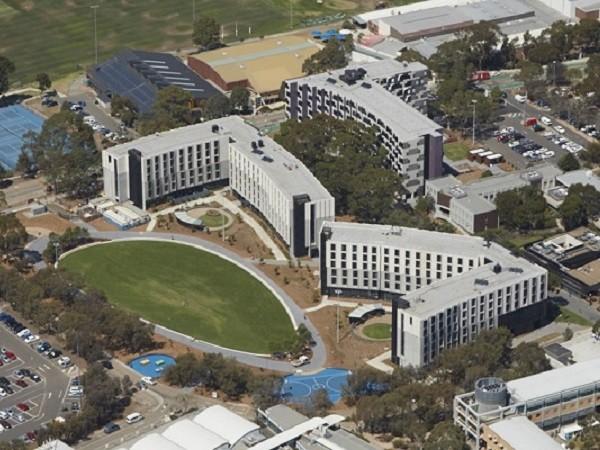 Mega Monash Uni Clayton Project Now Complete