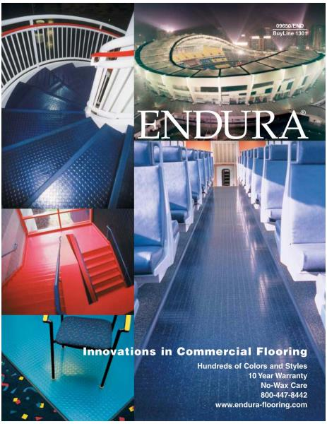 Endura Commercial Flooring