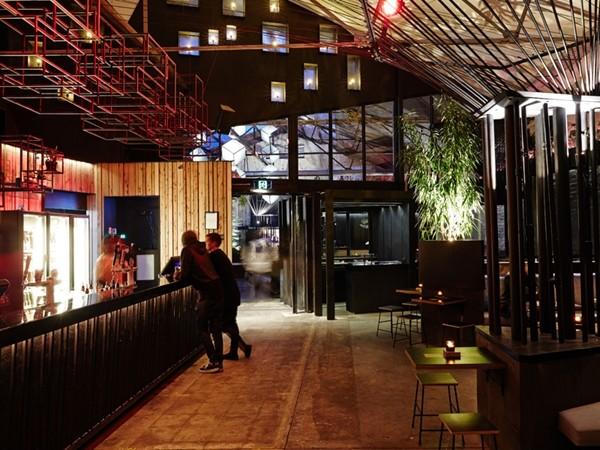 Australian projects win at international restaurant bar