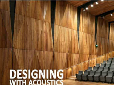 Designing with Acoustics