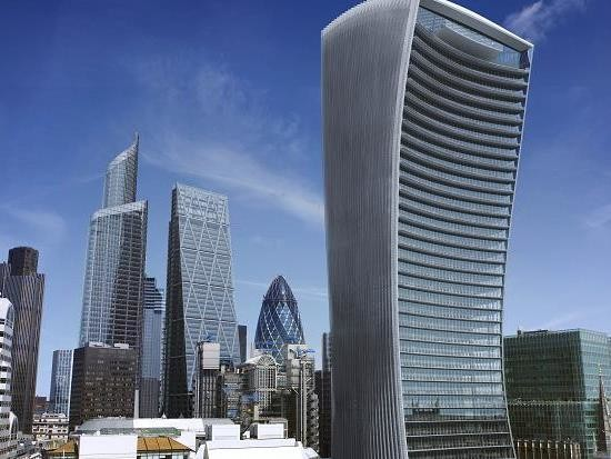 The 2015 recipient of the UK's Carbuncle Cup, the annual award for Britain's worst building, was the Walkie Talkie building in London. Image: thetimes.co.uk