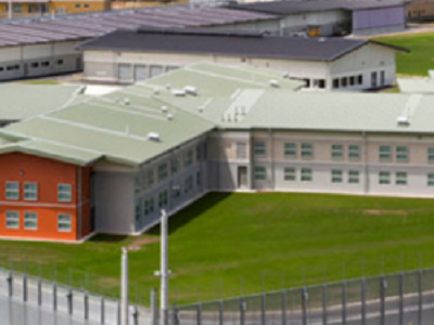 The Wiri Men's Prison (NZ)