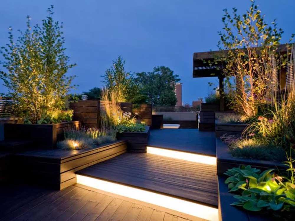 Outdoor Lighting Ideas: 10 Outdoor Lighting Designs | Architecture & Design
