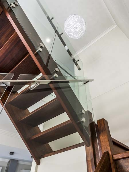 Now Trending: Glass And Stainless Steel Staircases | Architecture And Design