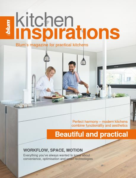 Blum kitchen inspirations magazine
