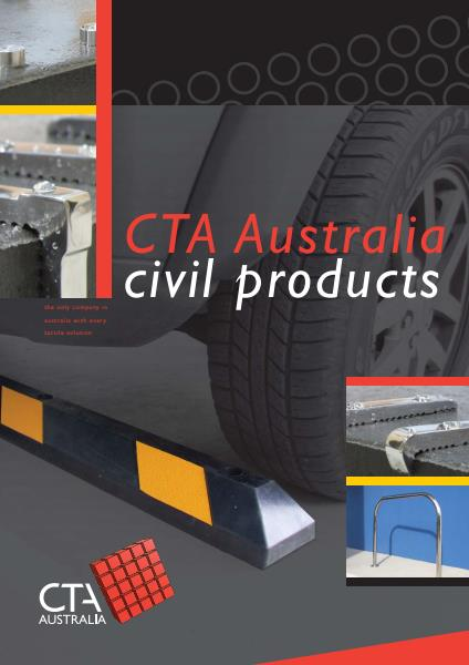 CTA Civil Products and Urban Furnishings