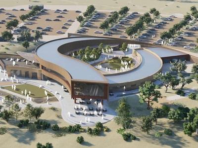 Monarto Zoo Has A New Visitor S Centre Architecture Amp Design