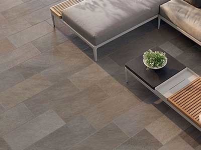 Tfo S New Italian Made Outdoor Tiles Add A Fresh Point Of