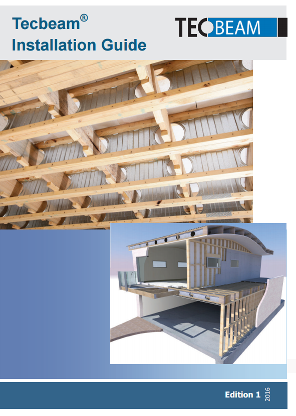 Unique Steel And Timber Composite Structural Beam