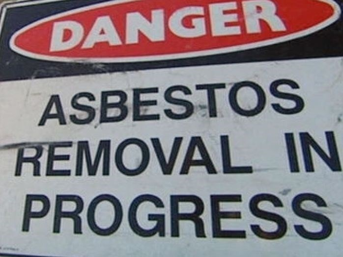 The latest asbestos incident is attributed to the redevelopment of an older building