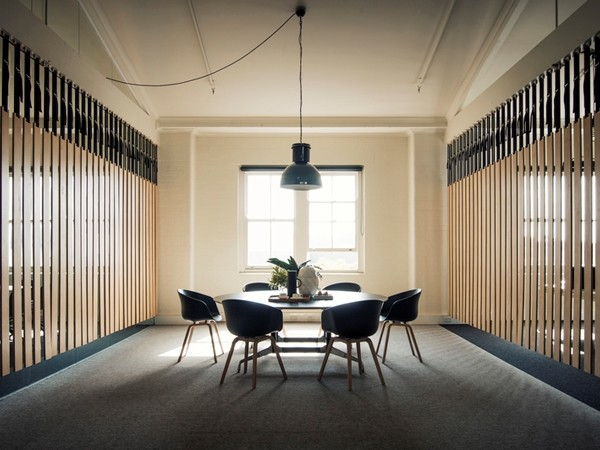 Best Apartment Interior Design warehouse turned loft apartment named australia's best interior