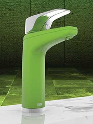 Billi's Aqua Genius coloured tap
