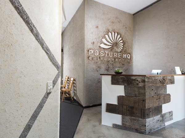 ROCKCOTE's natural, breathable plasters and paints have been used in this clinic
