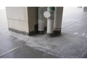 Wolfin Waterproofing Membranes For Timber Concrete And