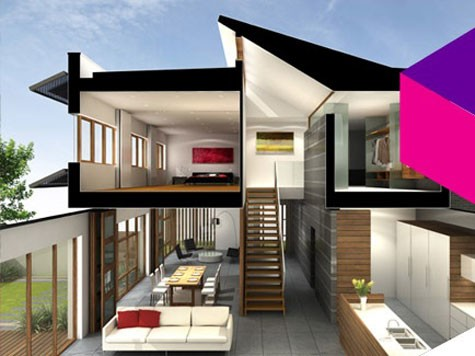 Doors open for first nine star concept architecture and for Mirvac home designs