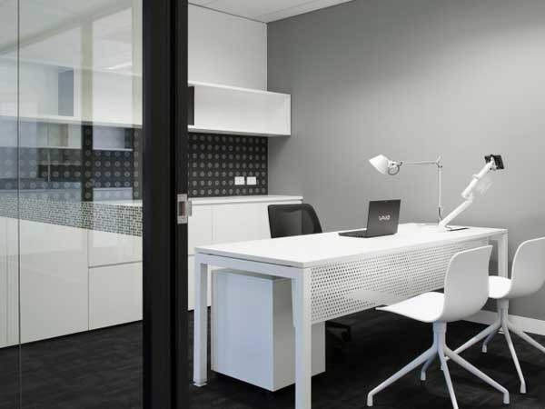 Case Study Criterion S Fit Out Materials Specified For