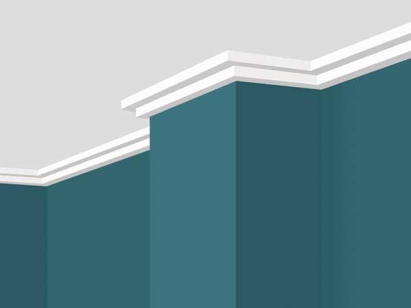 CSR Gyprock introduces Duo profiles to decorative cornice range